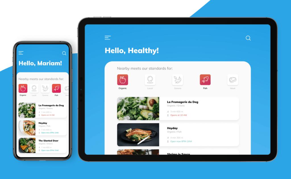 minimum viable product (app)